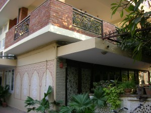 Front Facade- Magpie Villa
