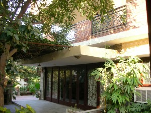 Main entrance- Magpie Villa